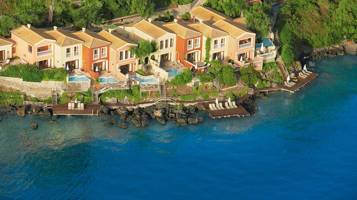#LuxuryHotelCorfu, Corfu Imperial Exclusive Resort    #LuxuryResortsCorfu #ResortsCorfu #VacationsCorfu