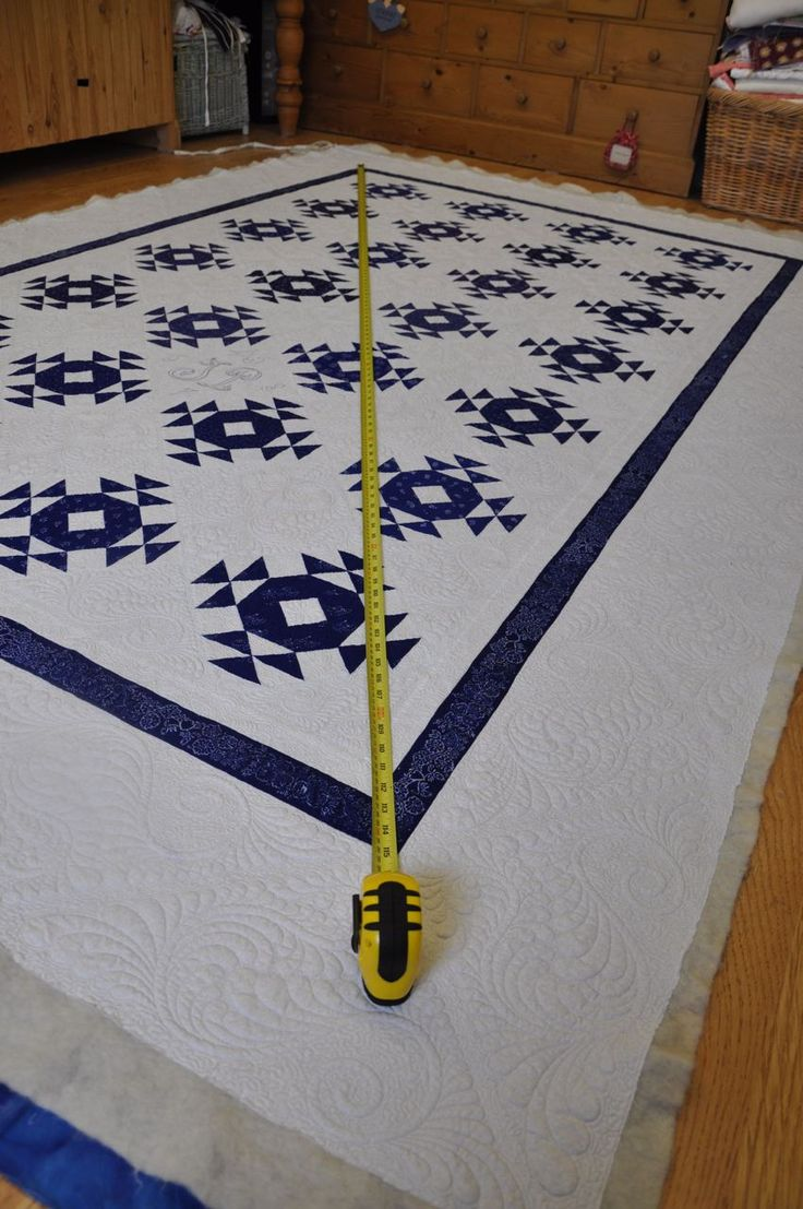 Quilt Me Happy!: How to Block a Quilt