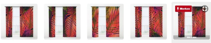 COLORFUL TROPICAL LEAVES v4 Window Curtains by piaschneider  30% OFF ART PRINTS, TAPESTRIES, AND ALL HOMEEnjoy this amazing offer today: 30% OFF ART P…