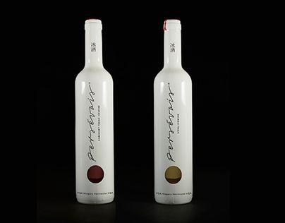 Branding & Packaging for an Icewine company / China.www.thomaskiourtsis.com/portfolio_page/perservais-icewine/