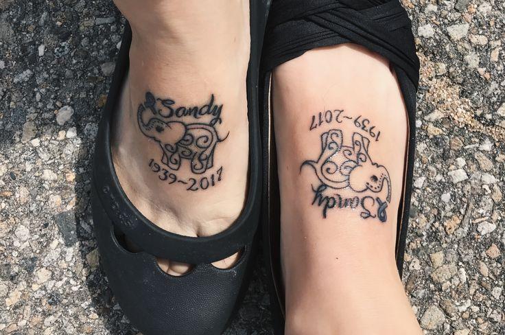#Alzheimers #Tattoo