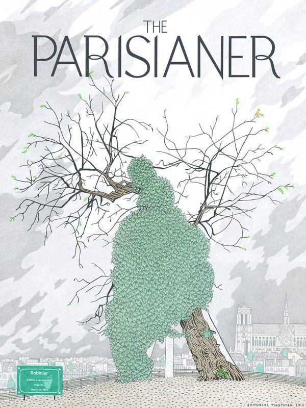 parisianer 17 600x800 The Parisianer  design art