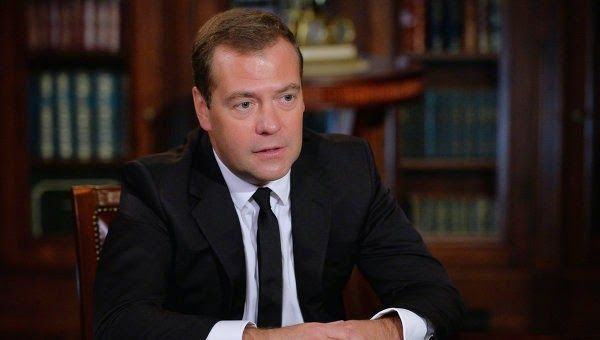 """Medvedev: Energy Sanctions Against Russia Could Provoke """"Asymmetric Response"""" ~ HellasFrappe"""