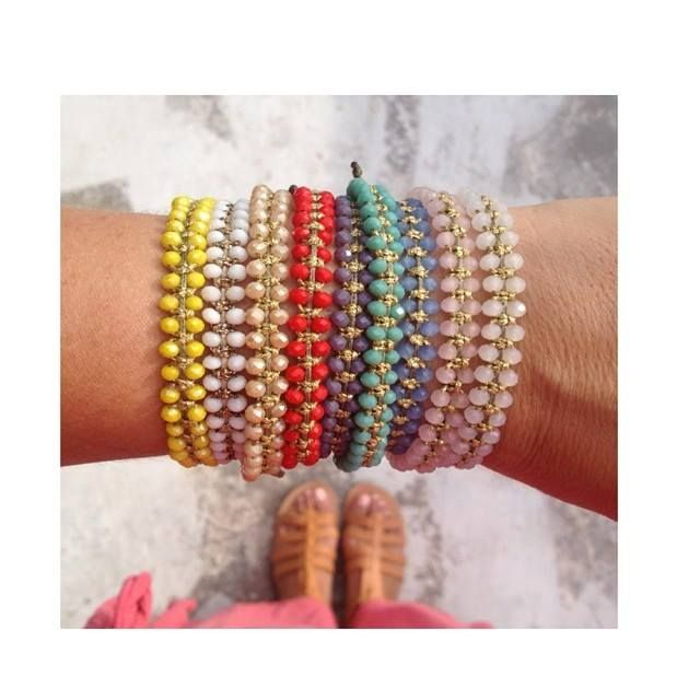 #Arm_Candy #bracelets #handmade #Didadi #accessories #colour