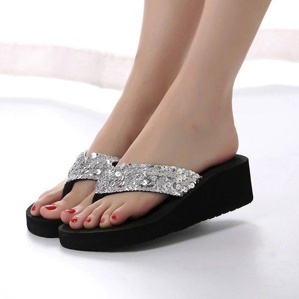 Womens summer slippers, Flip flop shoes