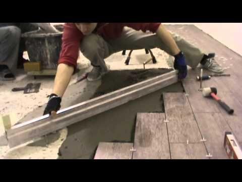Описание очень эффективного метода идеальной укладки плитки на пол с помощью лазерного уровня.Благодаря этому методу укладка плитки становиться менее трудоза...