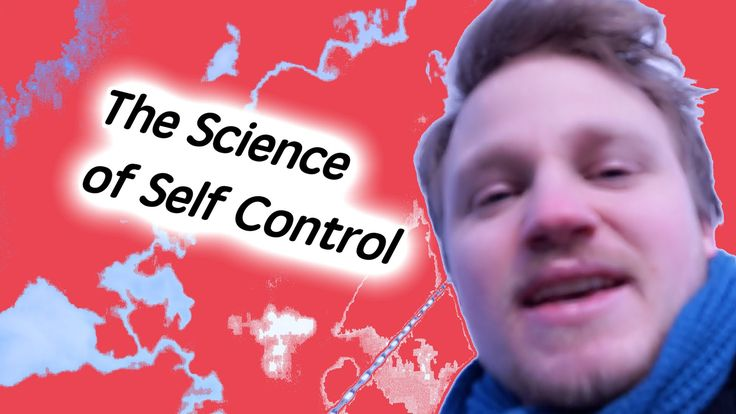 Short video explaining the science of self control