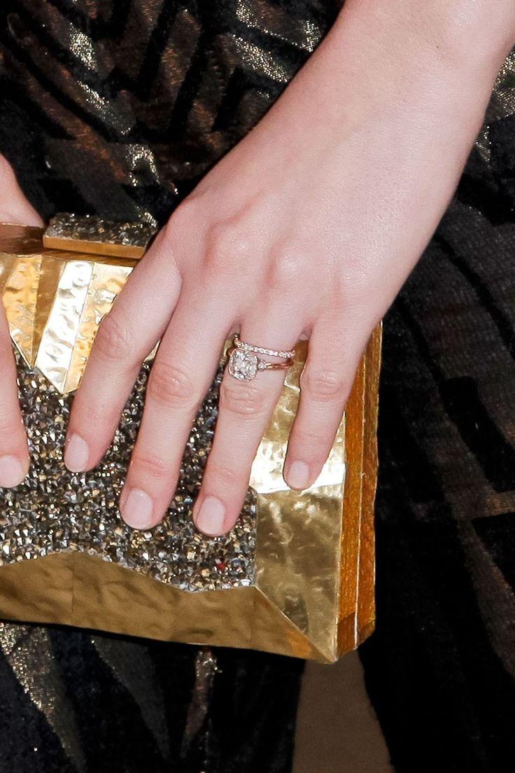 145 best Celebrity engagement rings images on Pinterest