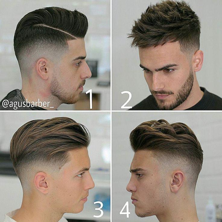 Haircut by agusbarber_ http://ift.tt/24DTrDB #menshair #menshairstyles…