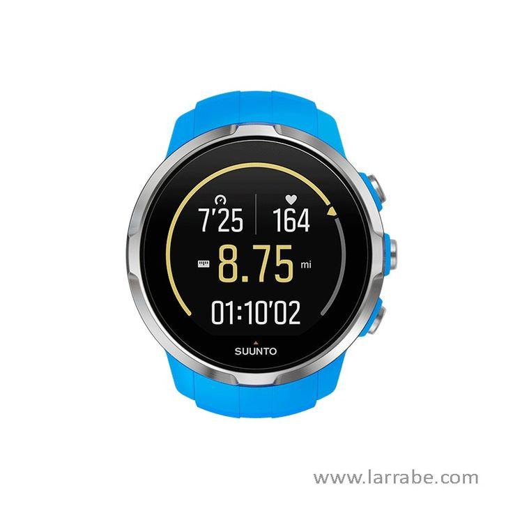 Reloj Suunto Spartan Sport Blue HR integra herramientas de planificación semanal, brújula con compensación digital y conectividad con Smartphone  #relojessuunto #relojesdeportivos #relojesinteligentes #deporte #entrenamiento #moda #mujer #hombre