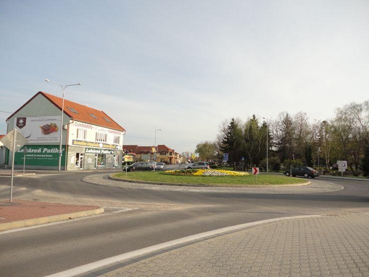 Nagymegyer - a kikapcsolódás városa | Paraméter