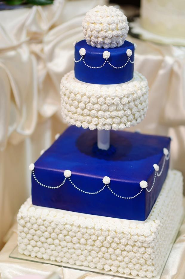 Royal Blue Cake Design : 1000+ ideas about Royal Blue Cake on Pinterest Blue ...