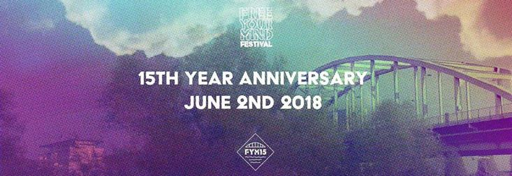 Black Coffee, John Digweed and Eats Everything have been revealed in the first wave of acts for Dutch festival Free Your Mind, taking place on 2nd June in Arnhem.