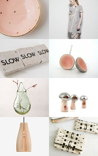 !!! Slow slow slow !!! by Anna Bujak on Etsy--Pinned with TreasuryPin.com