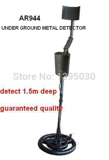 118.07$  Watch now - http://alihms.worldwells.pw/go.php?t=32733600427 - 2 Pcs /Lot Cheap Metal Detector Deep Search Treasure Metal Detector For New Learner AR944 118.07$