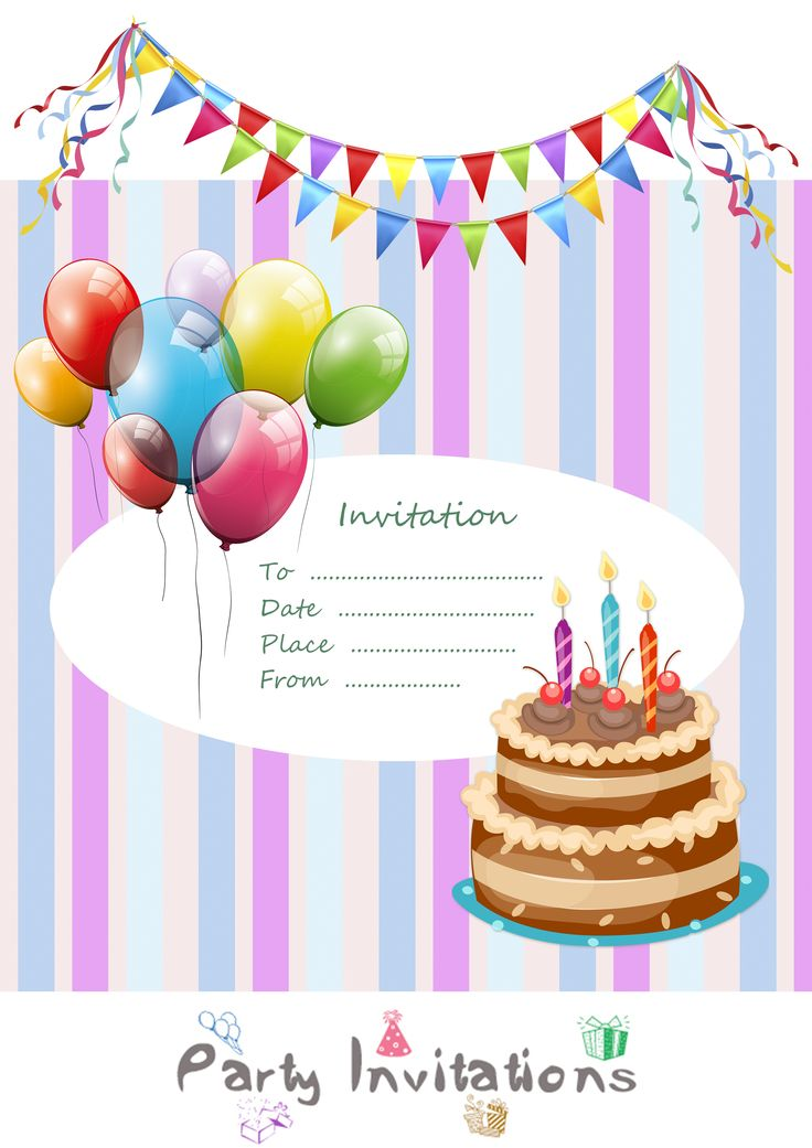most cheap party invitations