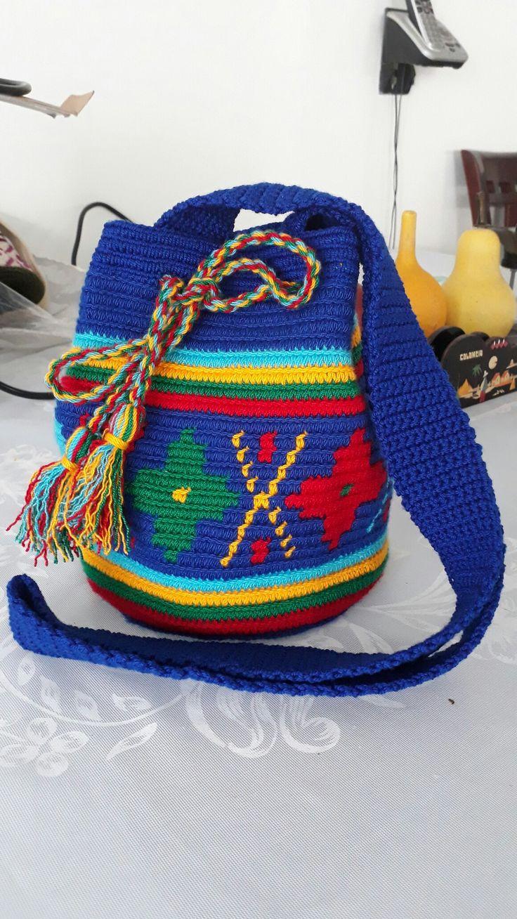 Mini bolso wayuu
