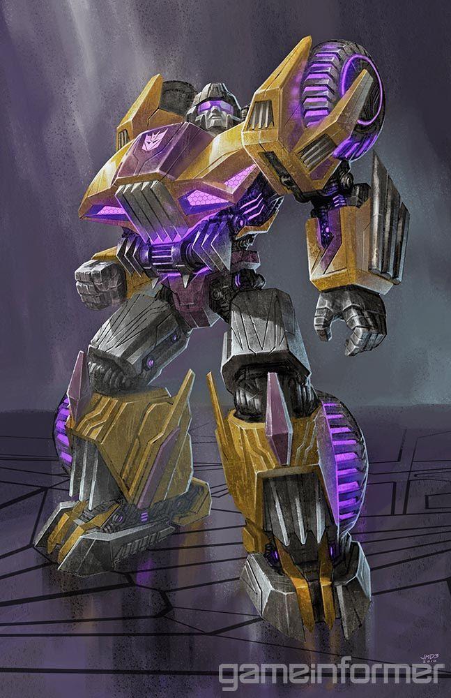 Transformers Fall of Cybertron Swindle