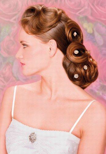 Wedding hair: wedding hairstyles, bride hair ideas