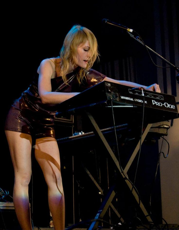 Emily Haines is probably so much fun to see live