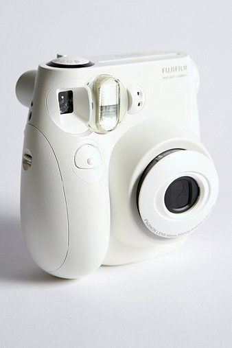Fuji Instax Camera $95.00  It's like a Polaroid camera, except there's tons of cute film papers.