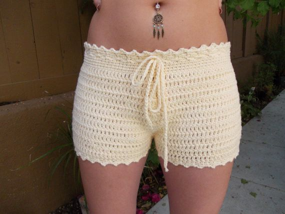 198 best Crochet Shorts And Pants images on Pinterest