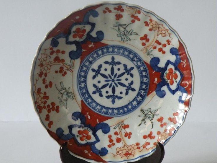 Talerz kolekcjonerski - Japonia początek XX w.