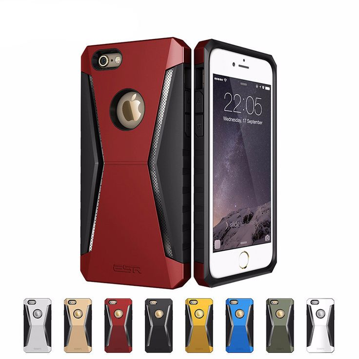 Check it out! We now have Tri-Layer soft TP...! We are pretty sure you are going to love it! http://www.boomaccessories.com/products/case-for-iphone-6-6-plus-esr-defender-armor-tri-layer-soft-tpu-rugged-heavy-duty-shock-absorbing-case-for-iphone-6s-plus-6-plus?utm_campaign=social_autopilot&utm_source=pin&utm_medium=pin