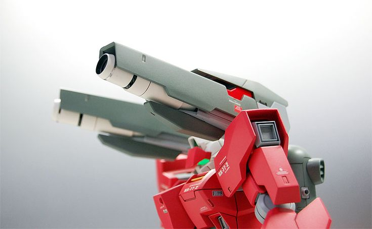 [MG 1/100] RX-77-2 Guncannon 108: Custom Build. Full Photoreview No.19 Big or Wallpaper Size Images | GUNJAP