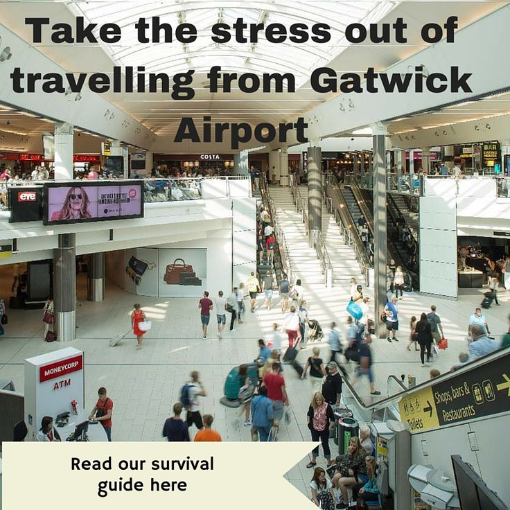 Have you ever wondered how to take the stress out of departing Gatwick Airport? Take a look at our ultimate guide to try and get the smoothest possible experience