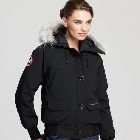 Canada Goose Chilliwack Bomber Jacket A preloved Canada Goose that has just been dry clean for $25, still has the original tag and dry cleaning tag on, accept ️️ or ♈️enmo, real pictures will be uploaded soon! Canada Goose Jackets & Coats