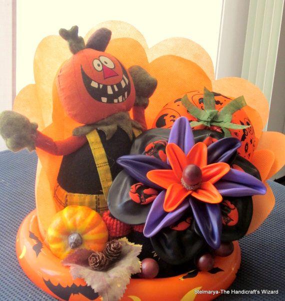 Halloweenfestivity centerpiecehome decorationsparty di Stelmarya