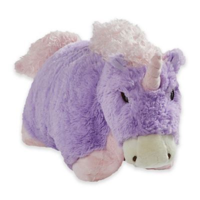 Pillow Pets Signature Large Magical Unicorn Pillow Pet In