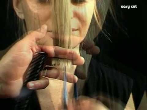 Si vous avez les cheveux un peu longs et envie d'un dégradé vite fait.... voici une vidéo...