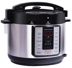 Buy this Homeleader 11-in-1 Stainless Steel Pot Electric Pressure Cooker with deep discounted price online today.