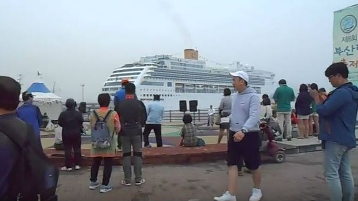 """Carnival Corporation and Royal Caribbean Cruises have indicated that they will cancel South Korean port visits from their China-based cruises. In a post on its Chinese website, Royal Caribbean said it would remove visits to popular South Korea sites due to """"recent developments regarding the situation in South Korea."""" http://maritime-executive.com/article/cruise-lines-curtail-china-south-korea-itineraries"""