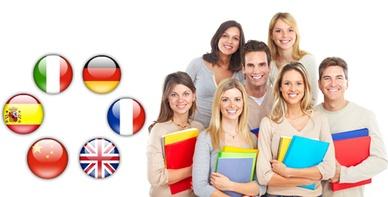"""Полиглотам и не снилось! Скидка до 80% на обучение английскому, китайскому, немецкому, французскому, испанскому и др. от """"СВІТ МОВ"""" http://tvoykupon.com/discounts/svit-mov-school-skidka/"""