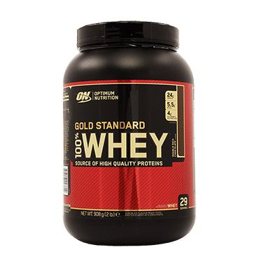 Optimum Nutrition Gold Standard 100% Whey Powder Chocolate