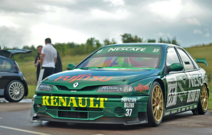 1999 BTCC Williams Renault Laguna.