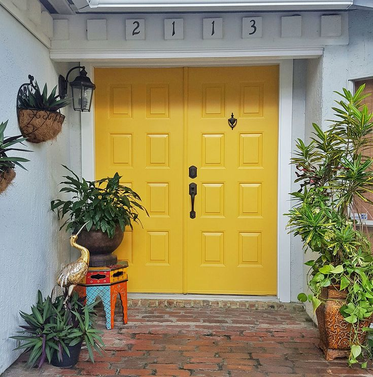 Modern Red Front Door: 17 Best Images About Front Door Paint