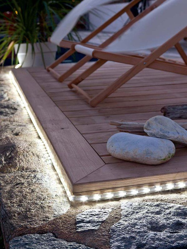 Las mejores opciones para iluminar el jardín