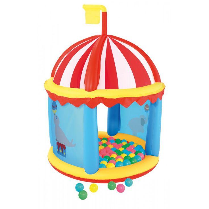 Juego hinchable Circo 99x132cm Bestway #juegos #jardin