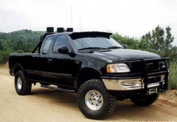 Ford F150 98 Ford F150 F150 Trucks