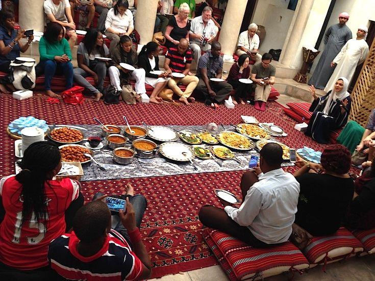 tabla workshop/flickr | Zum Emirati Cultural Lunch ging's in das Sheikh Mohammed Centre for ...
