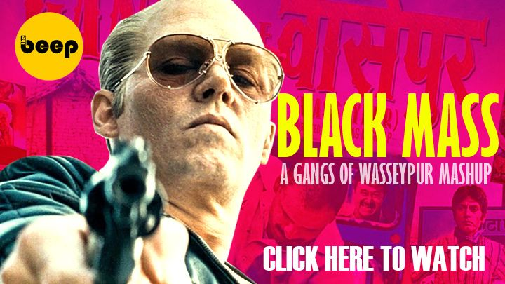 "We at The Beep have decided to pay tribute to an amazing actor Johnny Depp and one of the most iconic Indian movies of recent times "" Gangs of Wasseypur"", by creating this mashup between Gangs of Wasseypur and ""Black Mass"", Johnny Depp's upcoming movie!  If you like this video, please subscribe to our channel! You can also follow us on Twitter : https://twitter.com/thebeeep  And add us on Facebook: https://www.facebook.com/thebeepchannel"