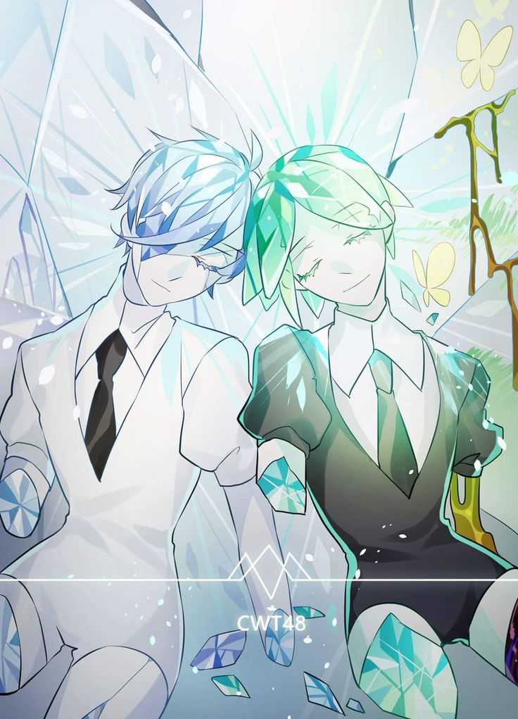 Embedded Houseki no Kuni in 2019 Anime art, Anime, Art