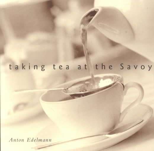 Taking Tea at the Savoy