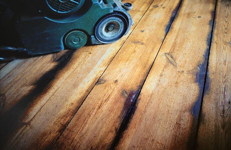 """Holz Treppenstufen Schleifen Und Lackieren ~ Über 1 000 Ideen zu """"Holz Schleifen auf Pinterest  Schleiftipps"""