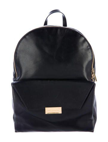 Beckett Vegan Leather Backpack
