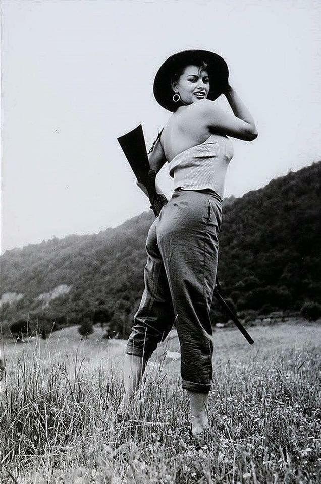 Sophia Loren by Franco Fedeli